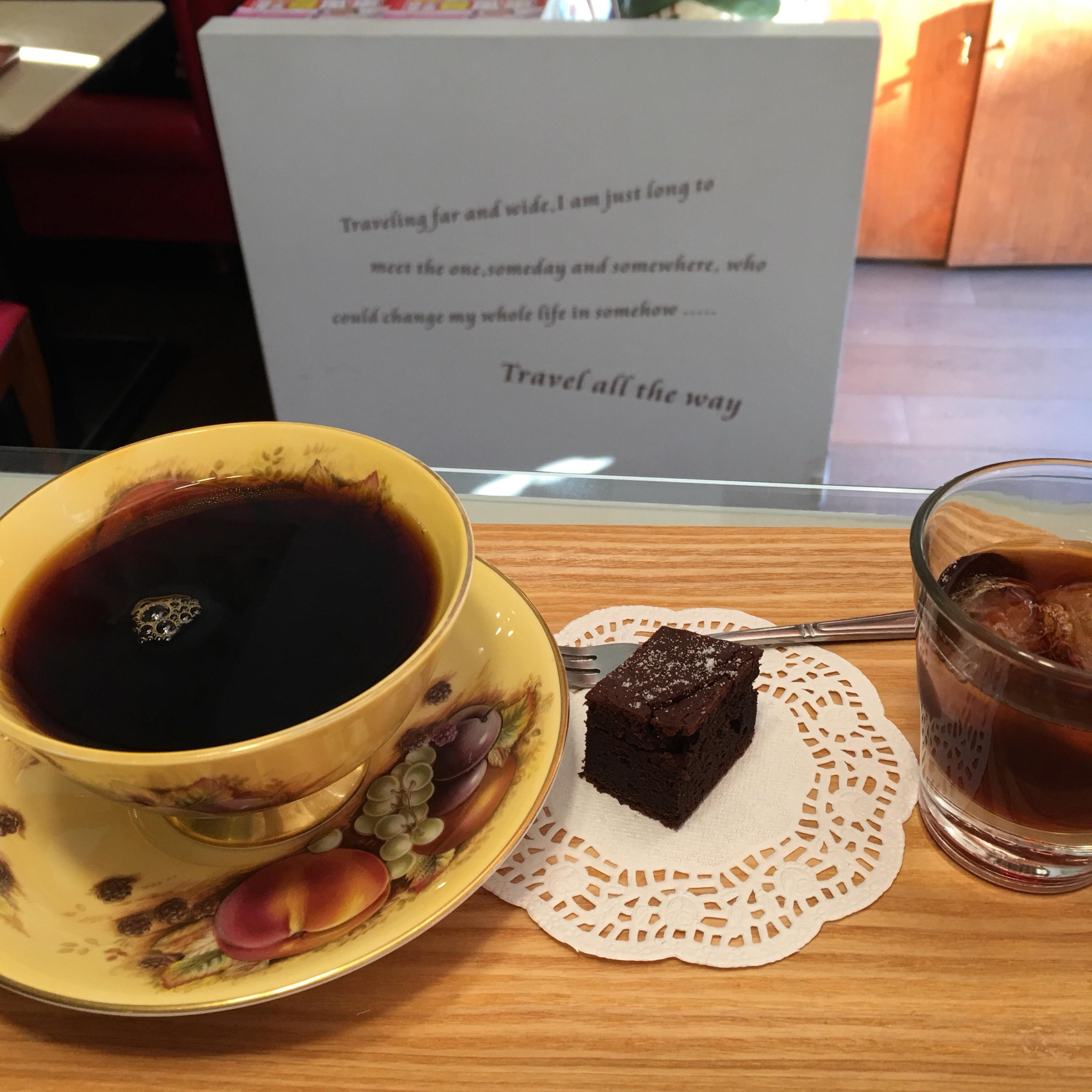 咖啡館日常
